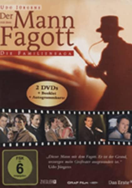 Der Mann mit dem Fagott - Familiensaga (2-DVD