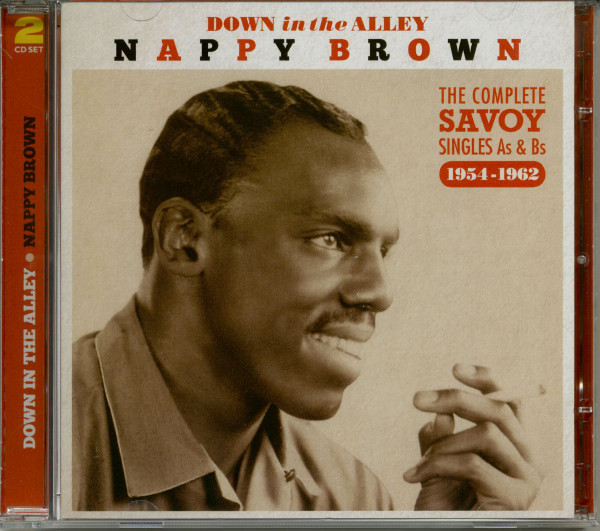 Down In The Alley - The Comple Savoy Singles (2-CD)