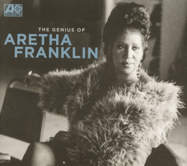 The Genius Of Aretha Franklin (CD)