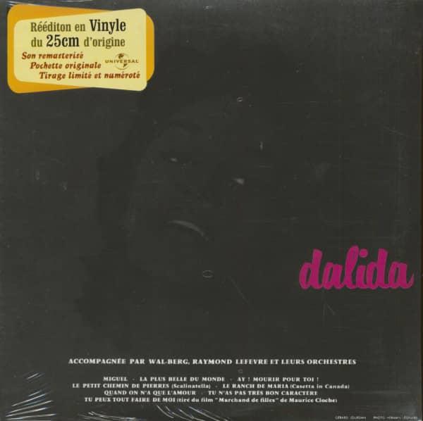 Dalida - Numero 2 (10inch LP)