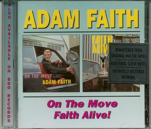 On The Move - Faith Alive!