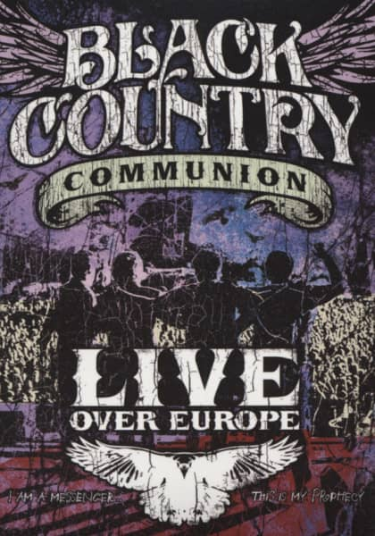Live Over Europe (2-DVD)