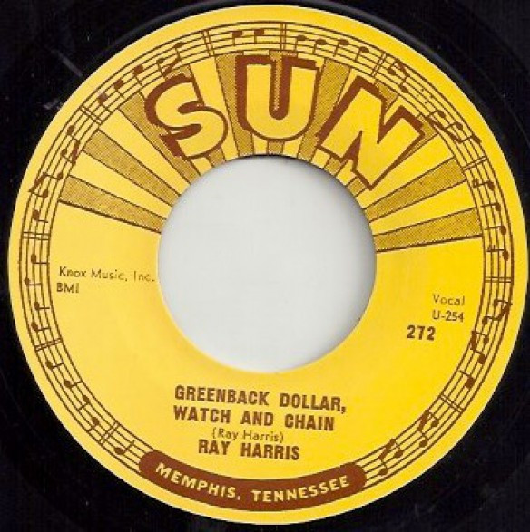 Greenback Dollar, Watch And Chain - Foolish Heart (7inch, 45rpm)