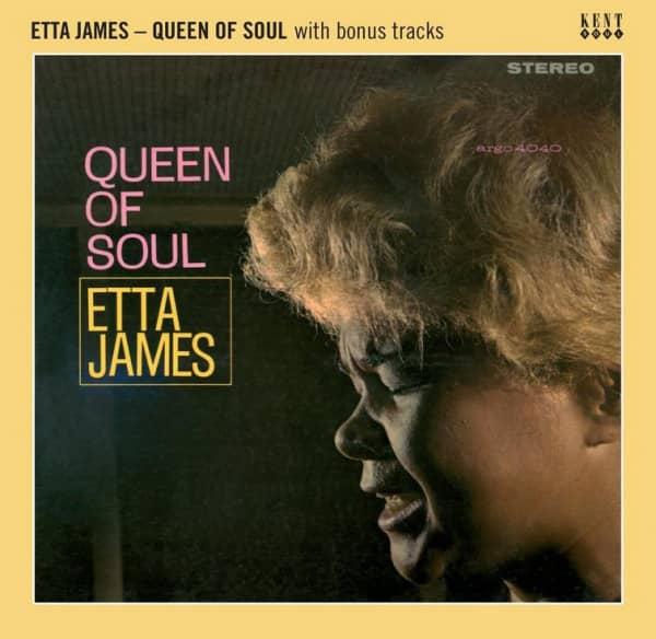 Queen Of Soul (CD)