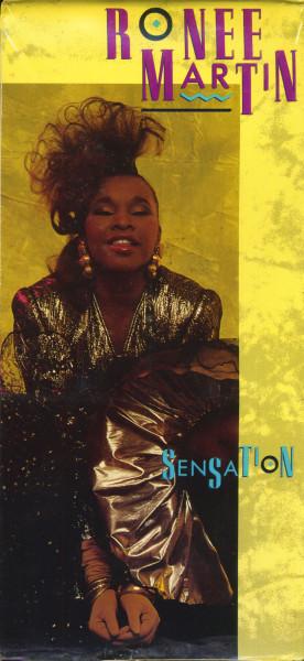 Sensation (CD, US Longbox)