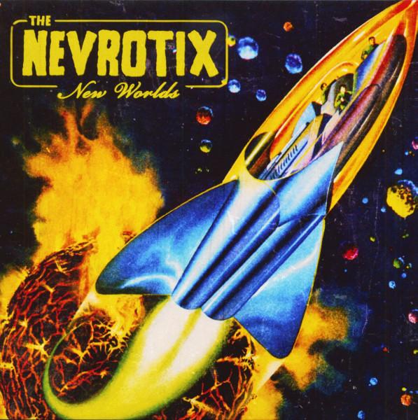 New Worlds (Mini-LP)