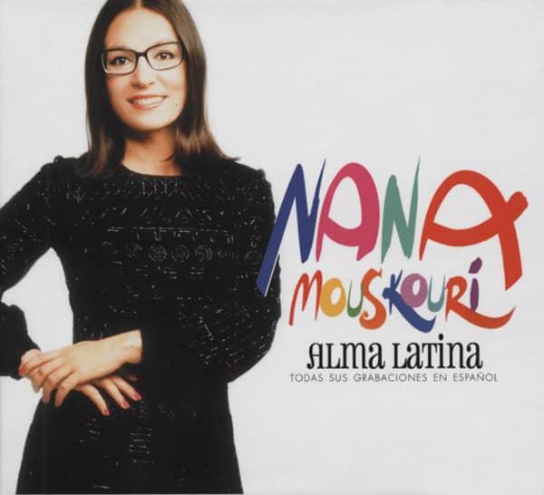 Alma Latina (5-CD Cube-Box)