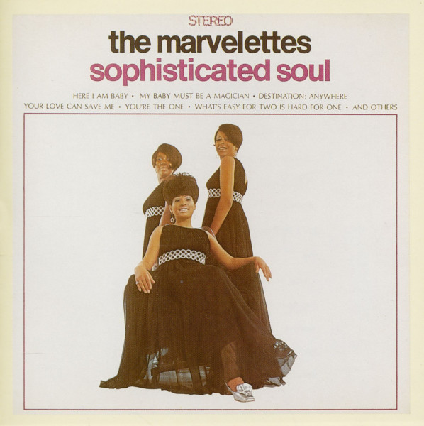 Sophisticated Soul (CD)