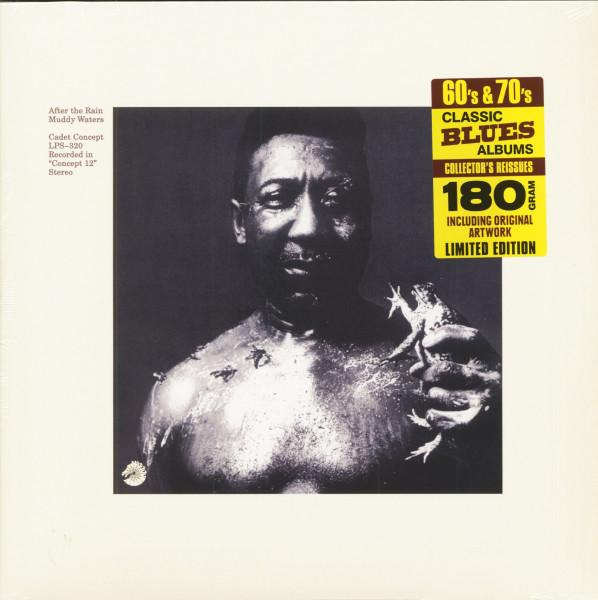 After The Rain (LP, 180g Vinyl, Ltd.)