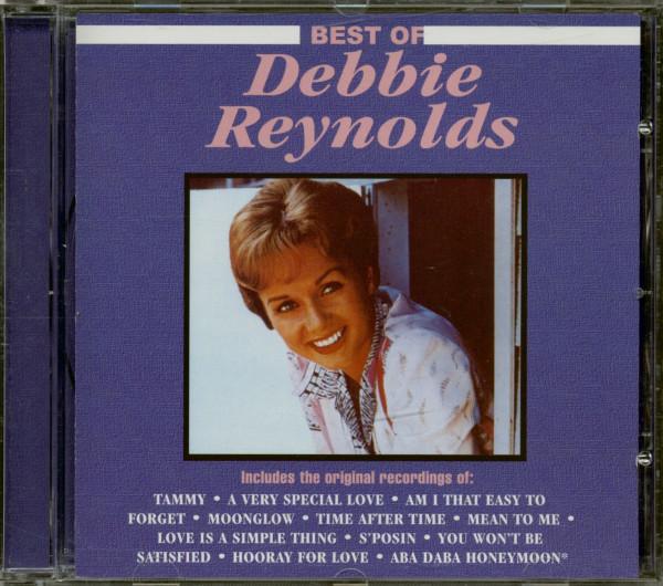 Best Of Debbie Reynolds (CD)
