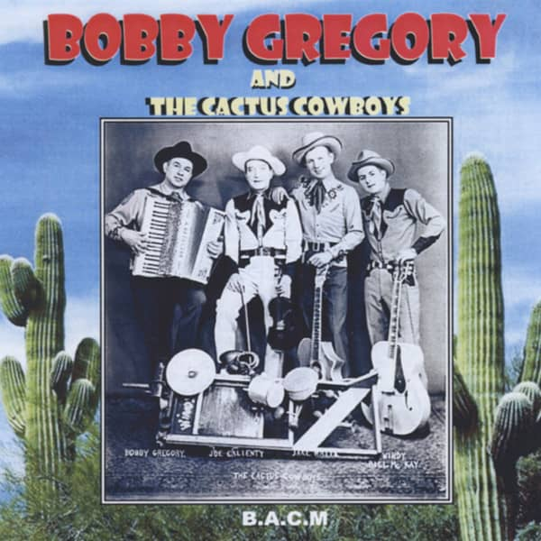 And Cactus Cowboys