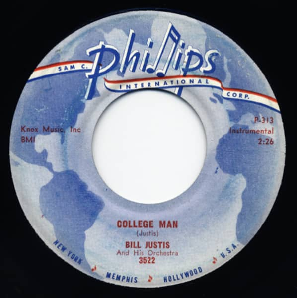College Man - The Stranger 7inch, 45rpm