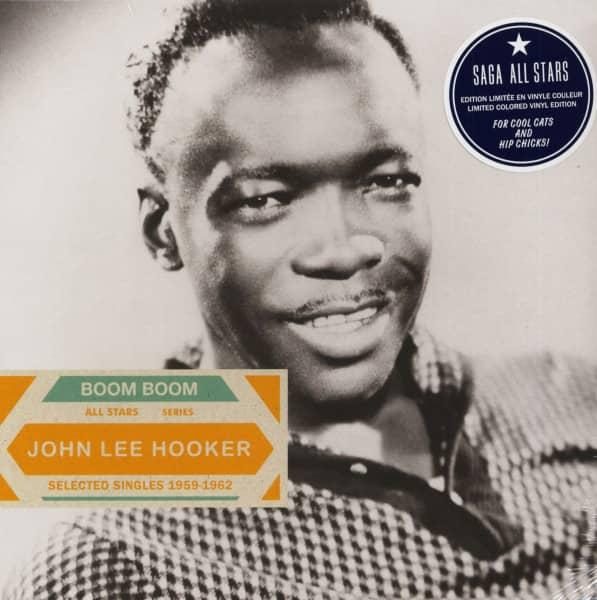 Boom Boom - Selected Singles 1959-1962 (LP)