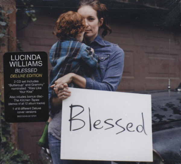 Blessed - Deluxe (2-CD) US