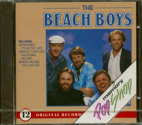 The Beach Boys - Memory Pop Shop (CD)