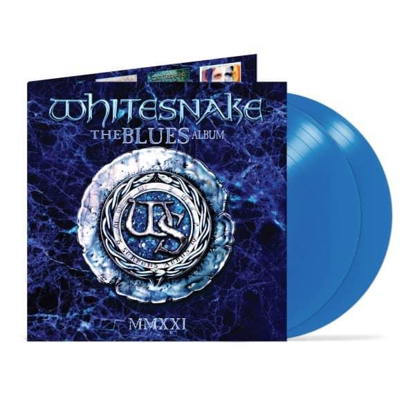 The Blues Album (2-LP, 180g Colored Vinyl)