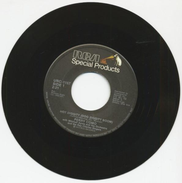 Hot Diggity - Ko Ko Mo (7inch, 45rpm)