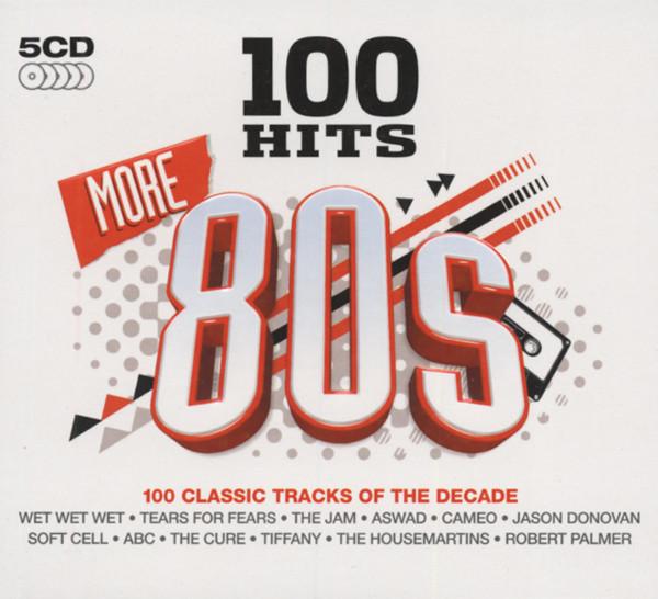 100 Hits - More Eighties (5-CD)
