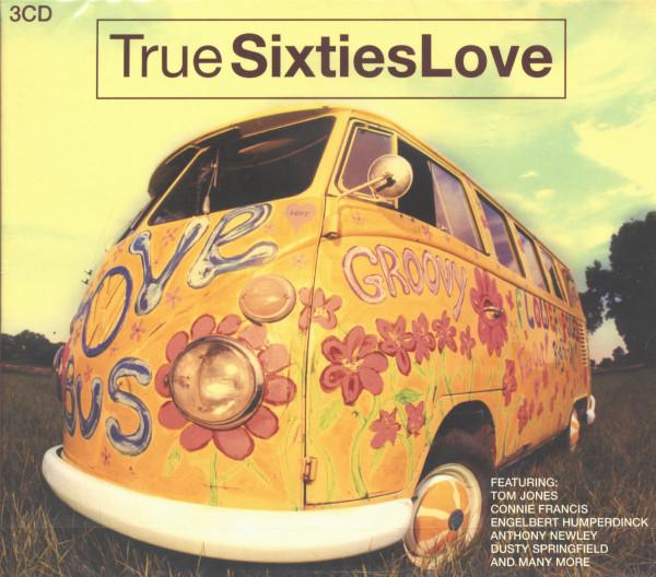 True Sixties Love (3-CD)