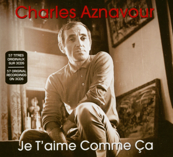 Je T'aime Comme Ca (3-CD)