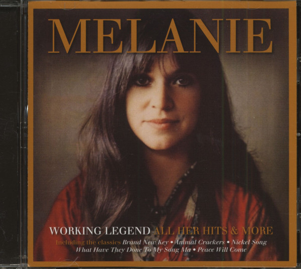 Working Legend - All Her Hits & More (CD)