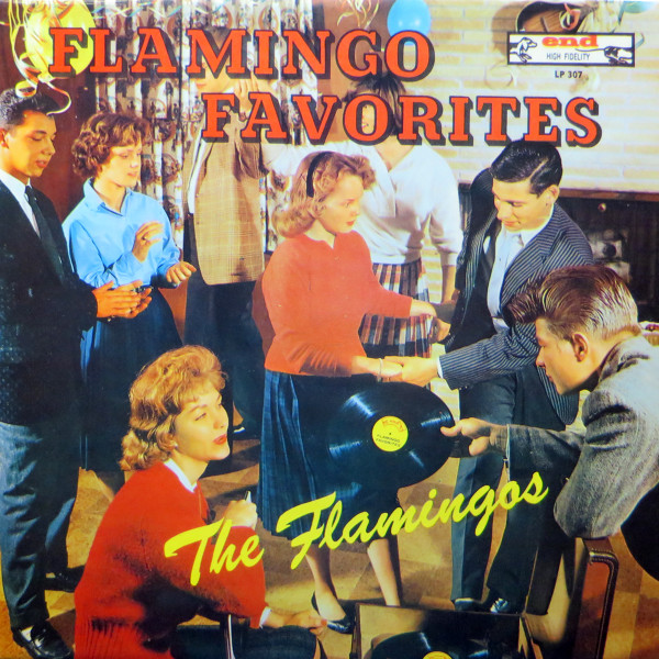 Flamingo Favorites (1960) re-issue Vinyl LP