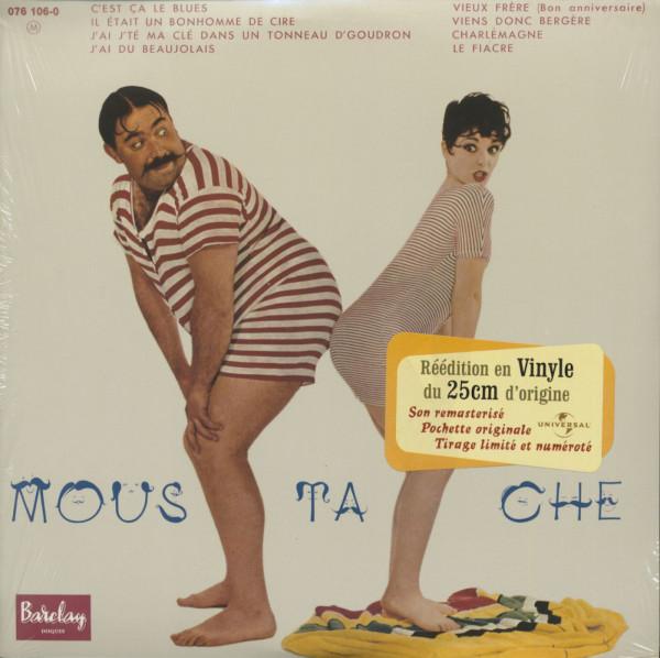 Moustache Et Ses Moustachus (10inch LP)