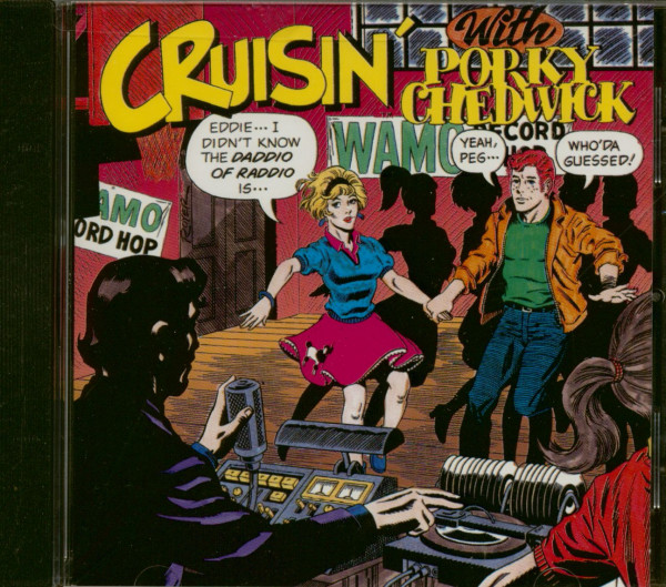 Cruisin' with Porky Chedwick (CD)