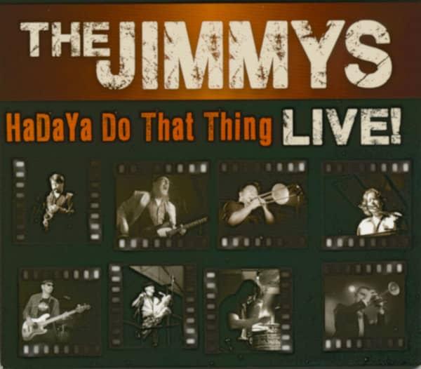Hadaya Do That Thing-Live! (CD)