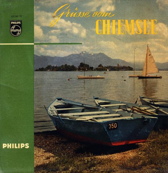 Grüße Vom Chiemsee 7inch, 45rpm, EP, PS