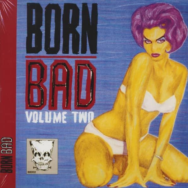 Born Bad Vol.2 (LP)