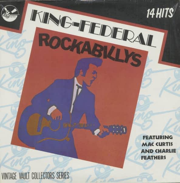 King - Federal Rockabillys (LP)