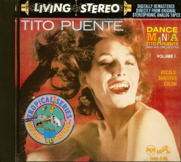 Dance Mania Vol.1 (CD)