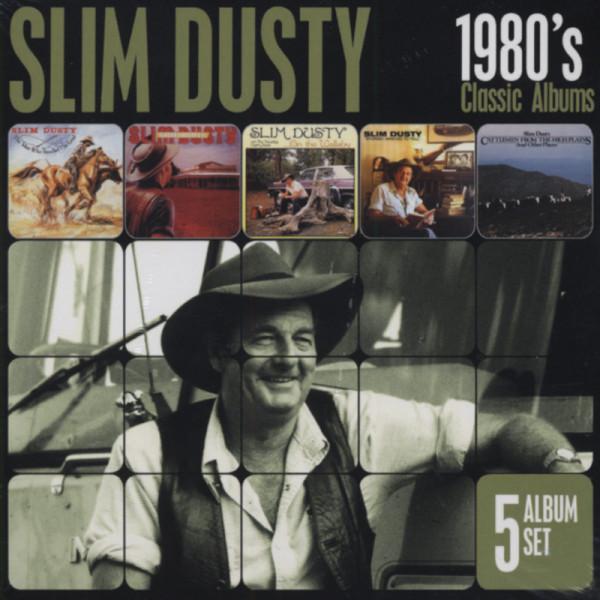 1980s Classic Albums (5-CD)