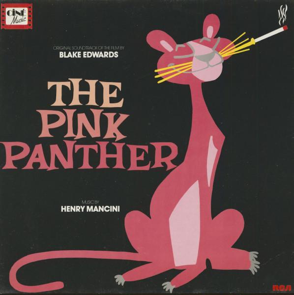 The Pink Panther - Original Soundtrack (LP)