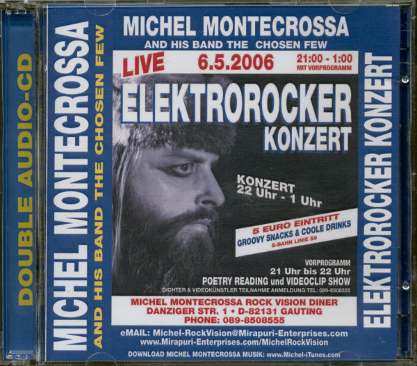 Elektrorocker Konzert 6.5.2006 (2-CD)