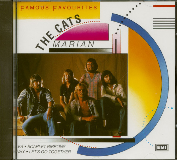 Marian - Famous Favourites (CD)