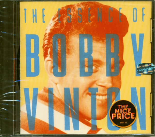 The Essence Of Bobby Vinton (CD)