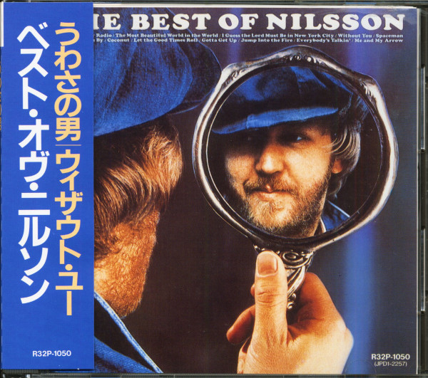 The Best Of Nilsson (CD, Japan)
