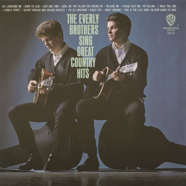 The Everly Brothers Sing Great Country Hits (LP)