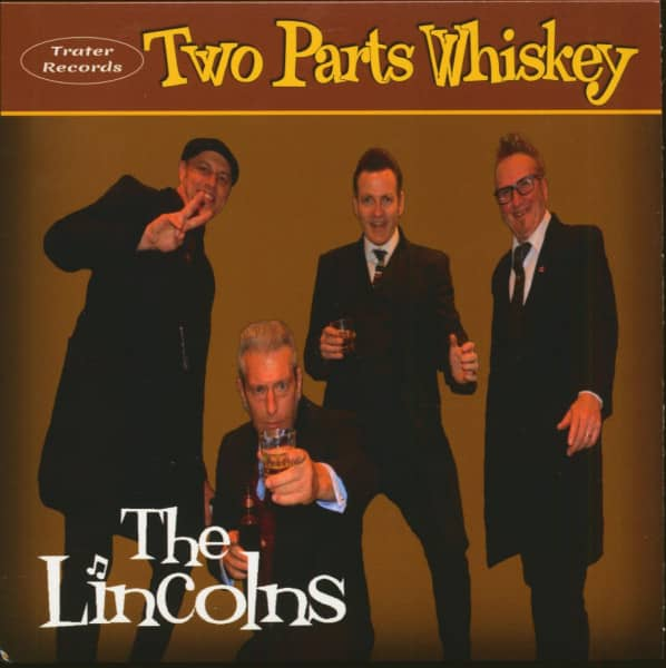 Two Parts Whiskey (7inch, EP, 45rpm, PS)
