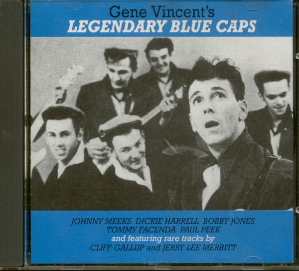 Gene Vincent's Legendary Blue Caps (CD)