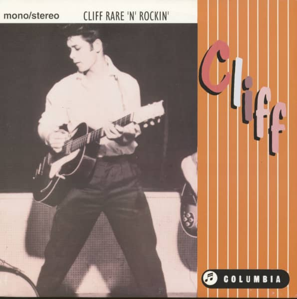 Cliff - Rare 'n' Rockin' - The Unissued Recordings (LP)