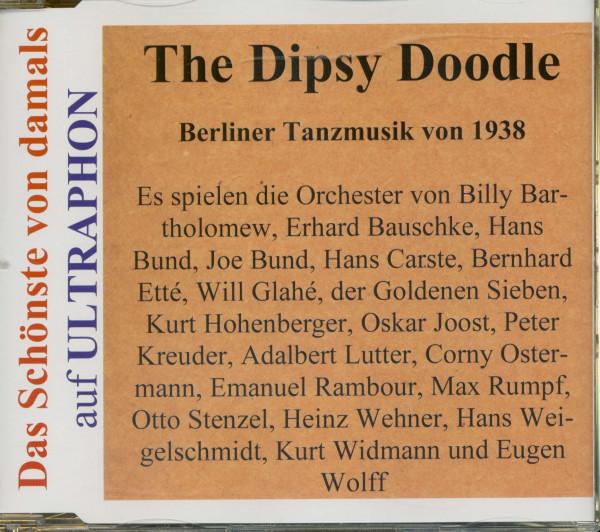 Berliner Tanzmusik von 1938 - Das Schönste Von Damals (CD)