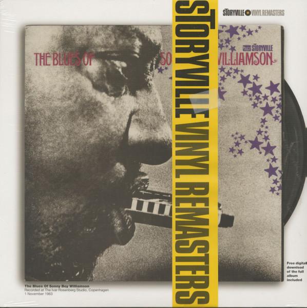 The Best Of Sonny Boy Williamson (LP, 180g Vinyl, Ltd.)