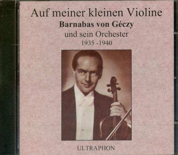 Auf meiner kleinen Violine 1935-40 (CD)