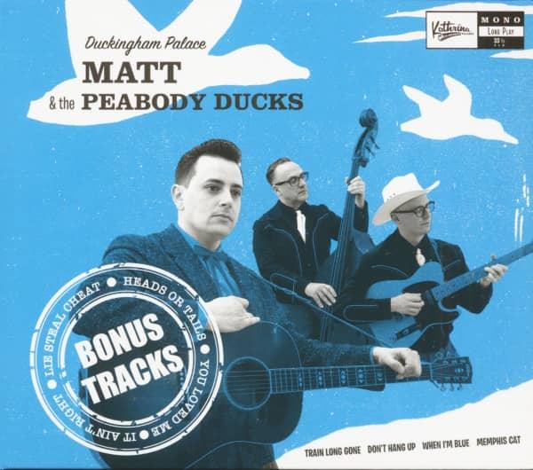 Duckingham Palace (CD)