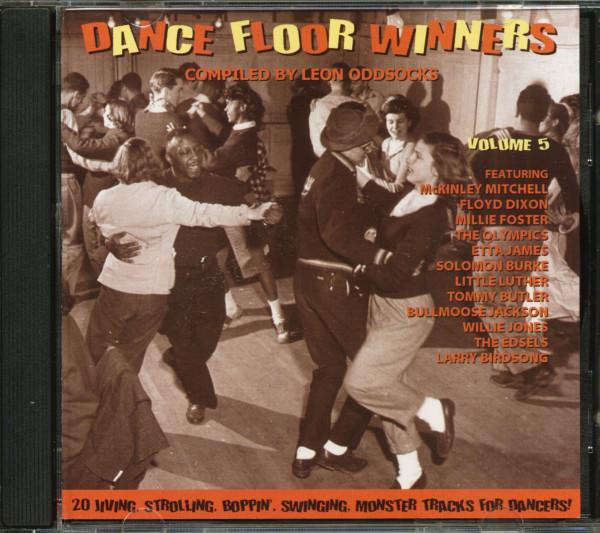 Dance Floor Winners Vol.5 (CD)