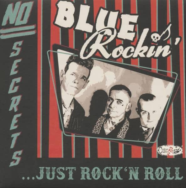 No Secrets Just Rock'n Roll (LP)