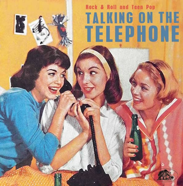 Talking On The Telephone - Rock'n'Roll And Teen Pop (CD)